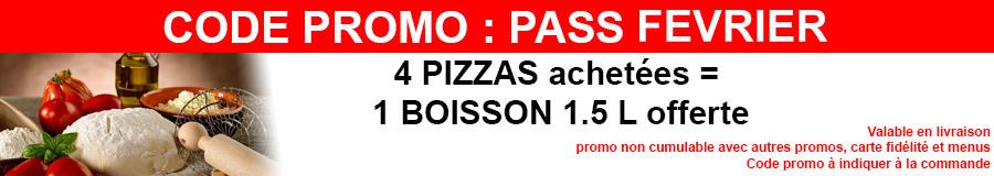 pizza a emporter promo pass frejus 83